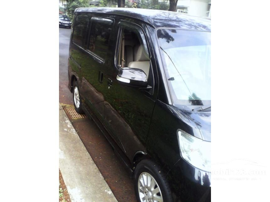2011 Daihatsu Luxio X Wagon
