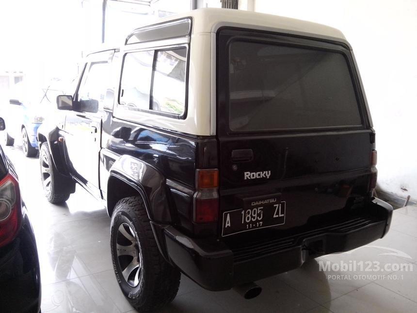 1996 Daihatsu Rocky 2.8