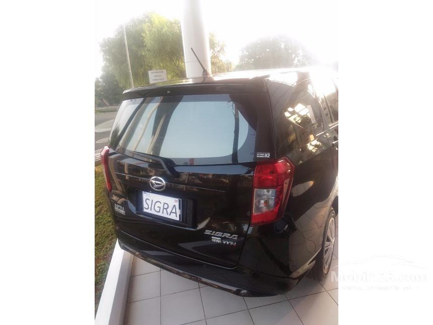 2016 Daihatsu Sigra M MPV