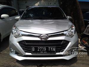 2019 Daihatsu Sigra 1.2 R Manual MPV (Nopol Ganjil)