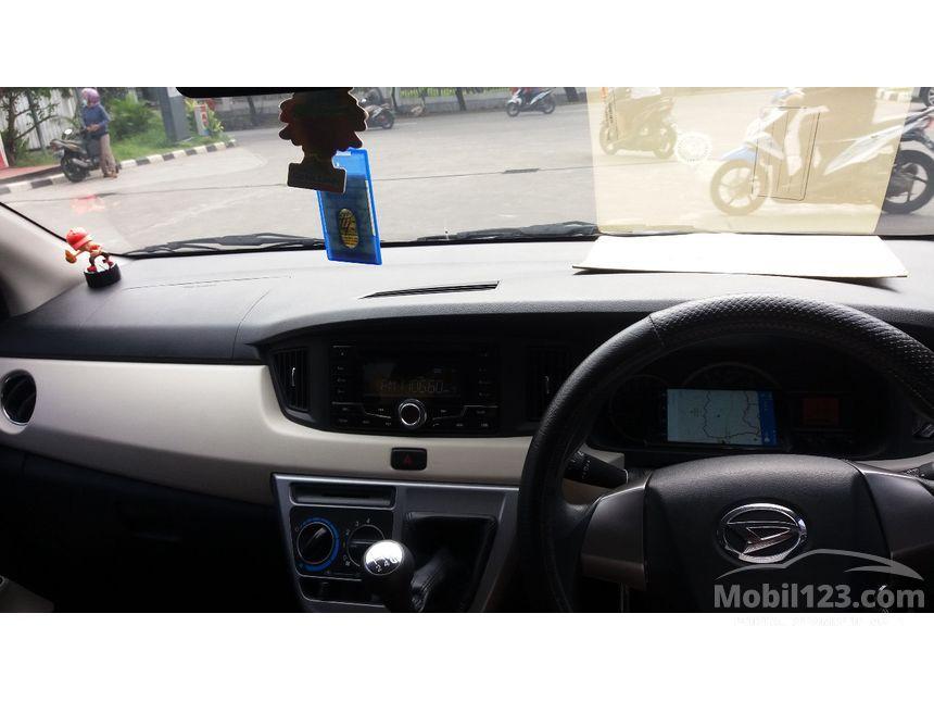 Jual Mobil Daihatsu Sigra 2016 R 1.2 di DKI Jakarta Manual ...