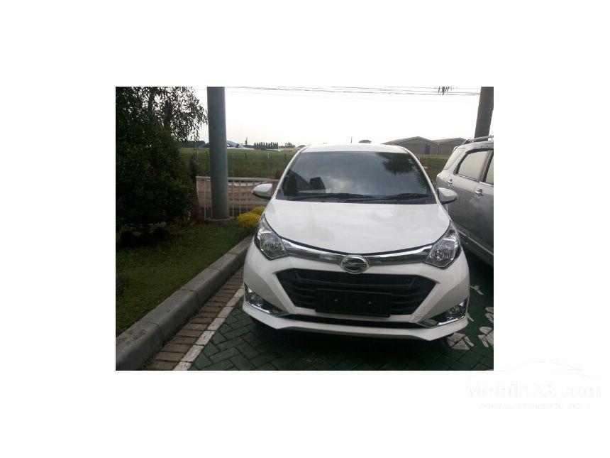 Jual Mobil Daihatsu Sigra 2017 R 12 Di Banten Manual MPV