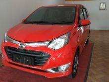 2017 Daihatsu Sigra 1.2 X MPV