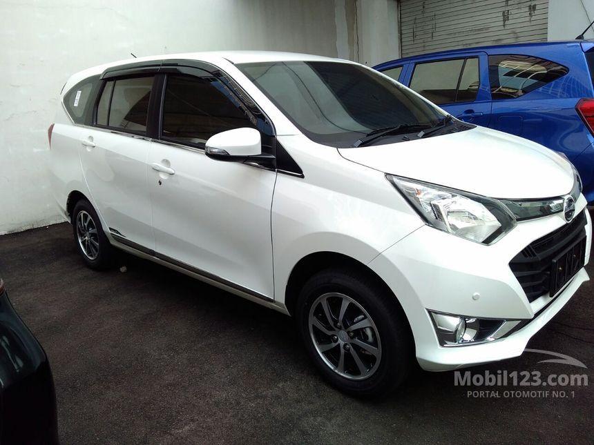 Jual Mobil Daihatsu Sigra 2017 X 12 Di DKI Jakarta
