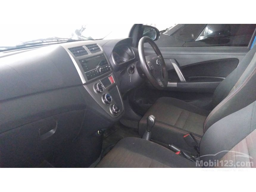 2015 Daihatsu Sirion D FMC Hatchback