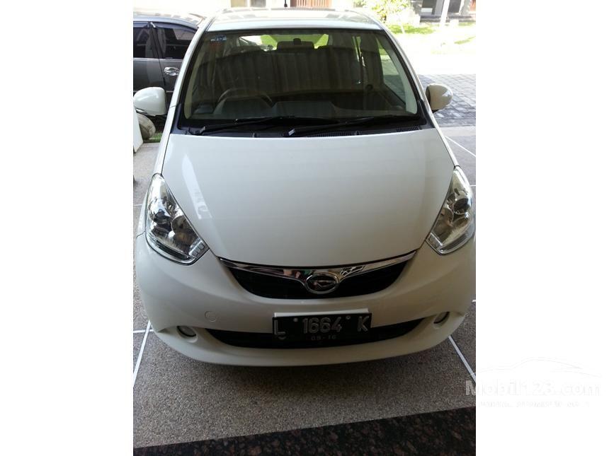 2011 Daihatsu Sirion D FMC Hatchback