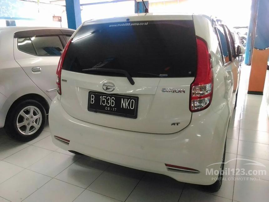 2012 Daihatsu Sirion D FMC Hatchback