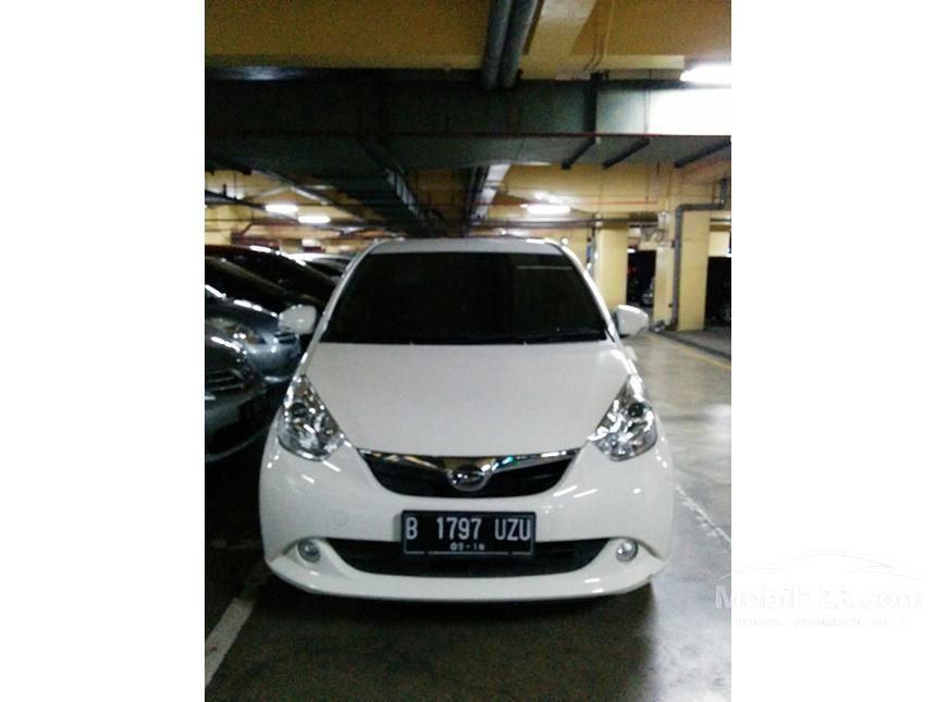 2013 Daihatsu Sirion D FMC Hatchback