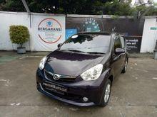 Daihatsu Sirion 1.3 D 2014 Ungu Metalik KInclong bingitss