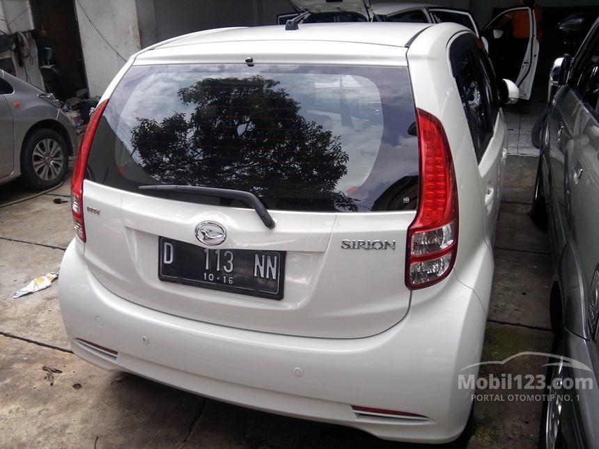 2011 Daihatsu Sirion D Hatchback