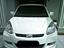 2010 Daihatsu Sirion 1.3 D Hatchback