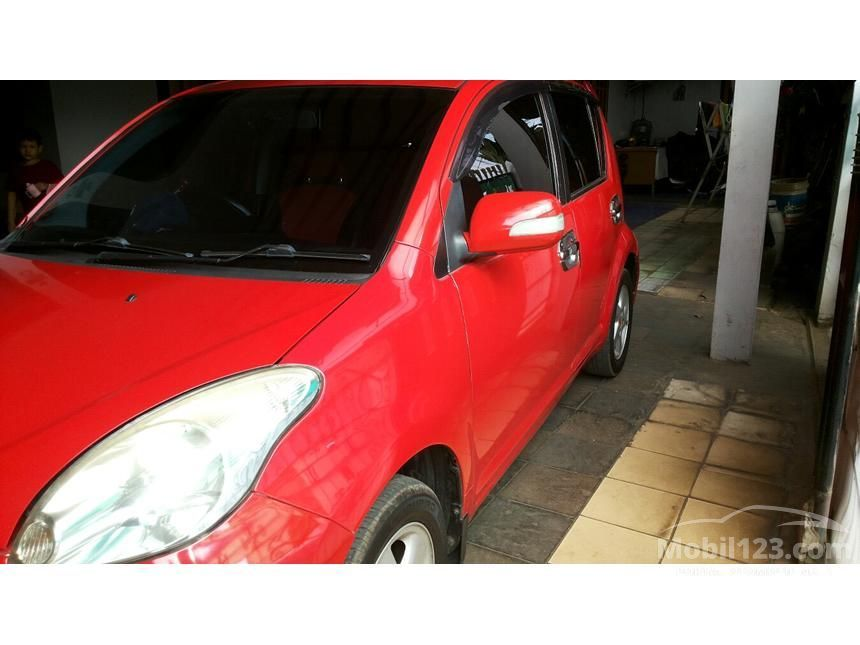 2008 Daihatsu Sirion D Hatchback