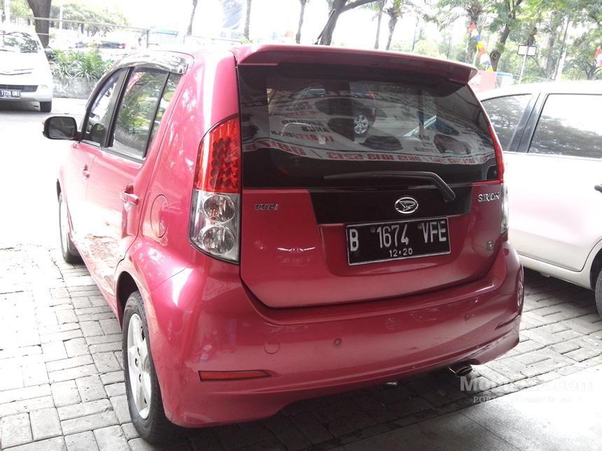 2010 Daihatsu Sirion D Hatchback