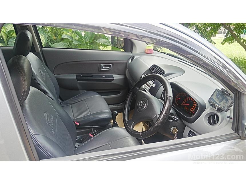 2009 Daihatsu Sirion D Sport Hatchback