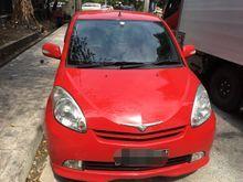 2007 Daihatsu Sirion 1.3 M Merah pajak panjang