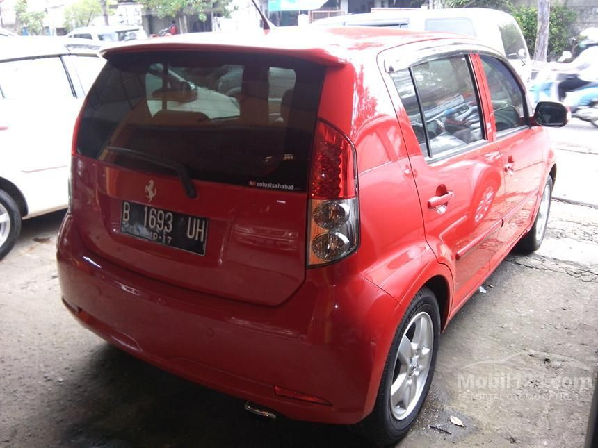 2007 Daihatsu Sirion M Hatchback