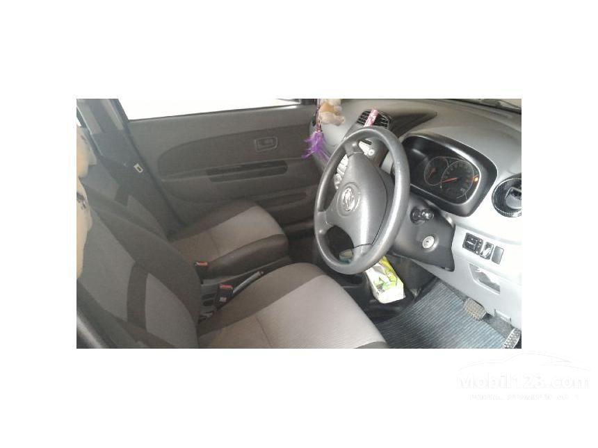 2011 Daihatsu Sirion M Sport Hatchback