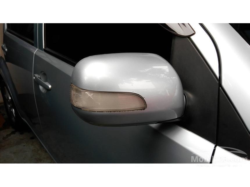 2009 Daihatsu Sirion M Sport Hatchback