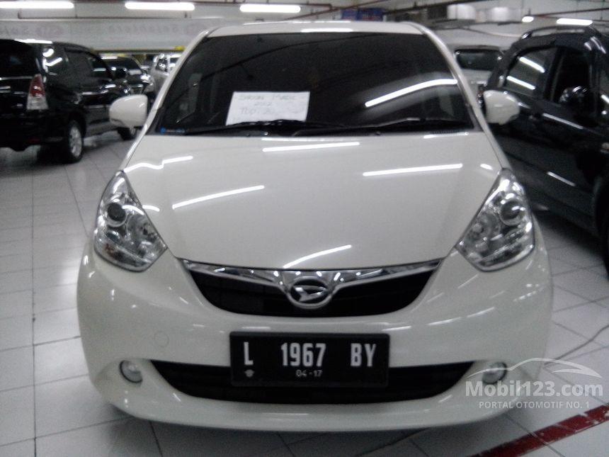 2012 Daihatsu Sirion MPV Minivans