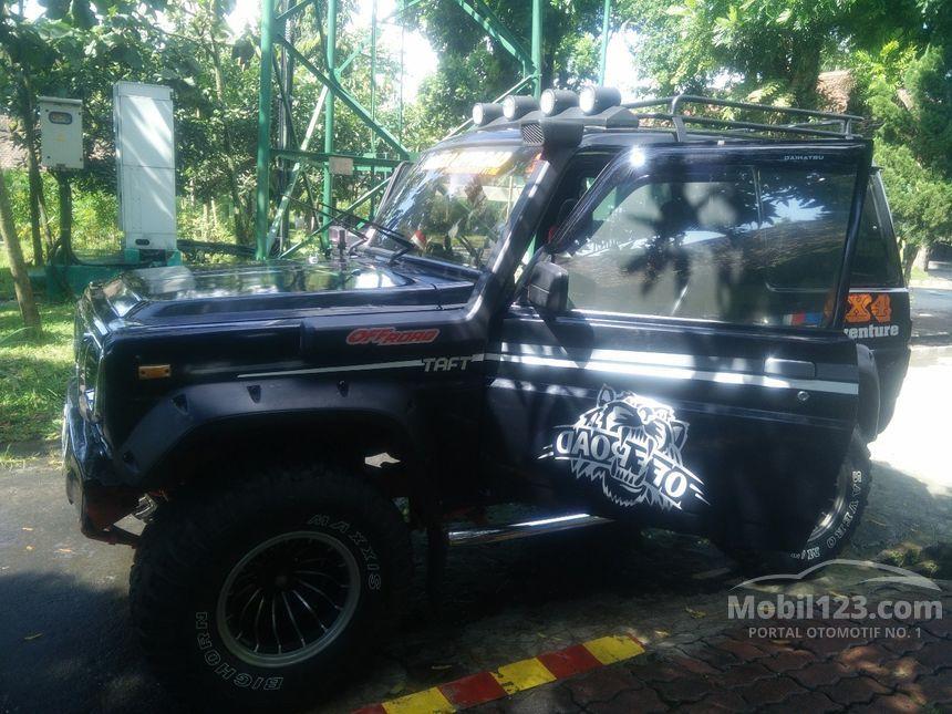Daihatsu Taft 1986 2.8 di Jawa Timur Manual SUV Offroad ...