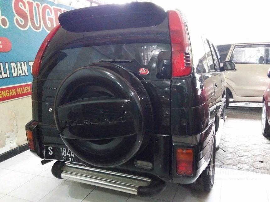 2001 Daihatsu Taruna CSX Wagon
