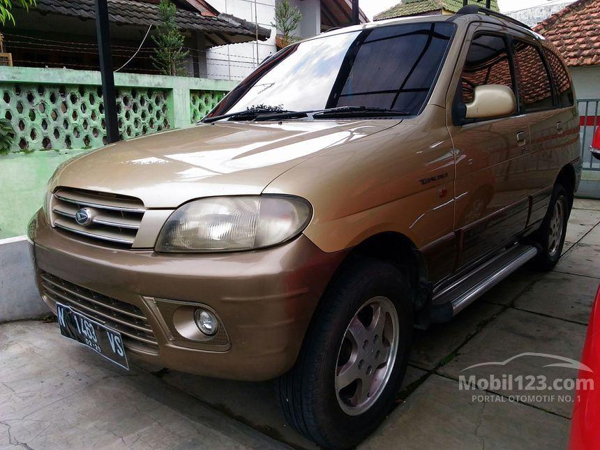 2000 Daihatsu Taruna CX SUV