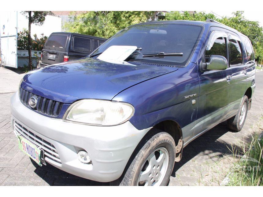 2005 Daihatsu Taruna FL SUV