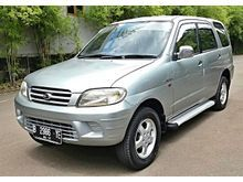 Daihatsu Taruna 1,5 FX 2002 MT silver ANTIK