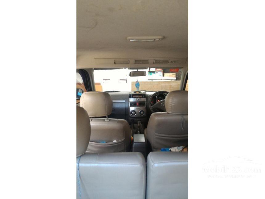 2012 Daihatsu Terios SUV Offroad 4WD