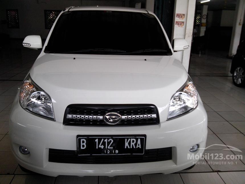 2014 Daihatsu Terios TS EXTRA SUV