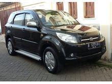 2010 Daihatsu Terios 1.5 TS EXTRA SUV Manual Tangan Pertama Km 80 rb Kondisi Mulus Hitam