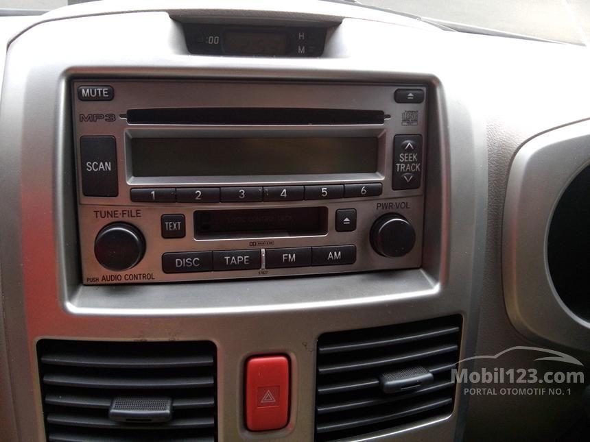 2007 Daihatsu Terios TX ADVENTURE SUV