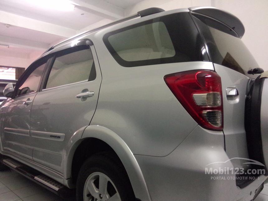 2010 Daihatsu Terios TX ADVENTURE SUV