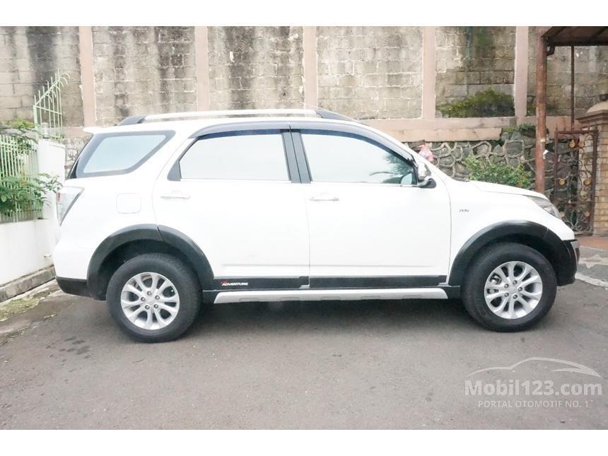 2013 Daihatsu Terios TX ADVENTURE SUV