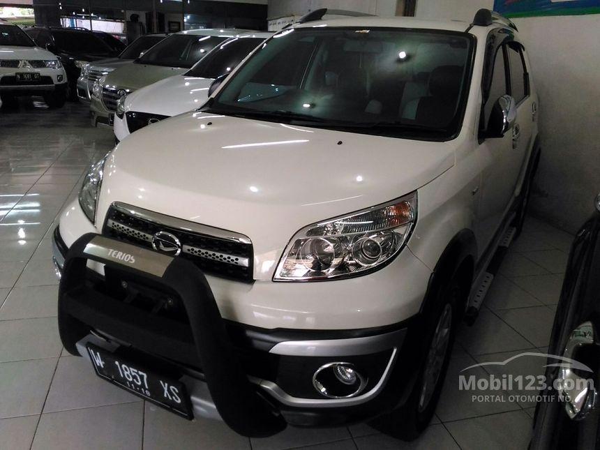 Jual Mobil Daihatsu Terios 2013 TX ADVENTURE 1.5 di Jawa ...
