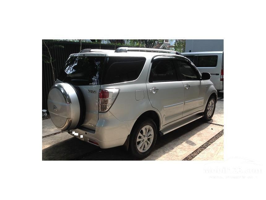 2011 Daihatsu Terios TX SUV