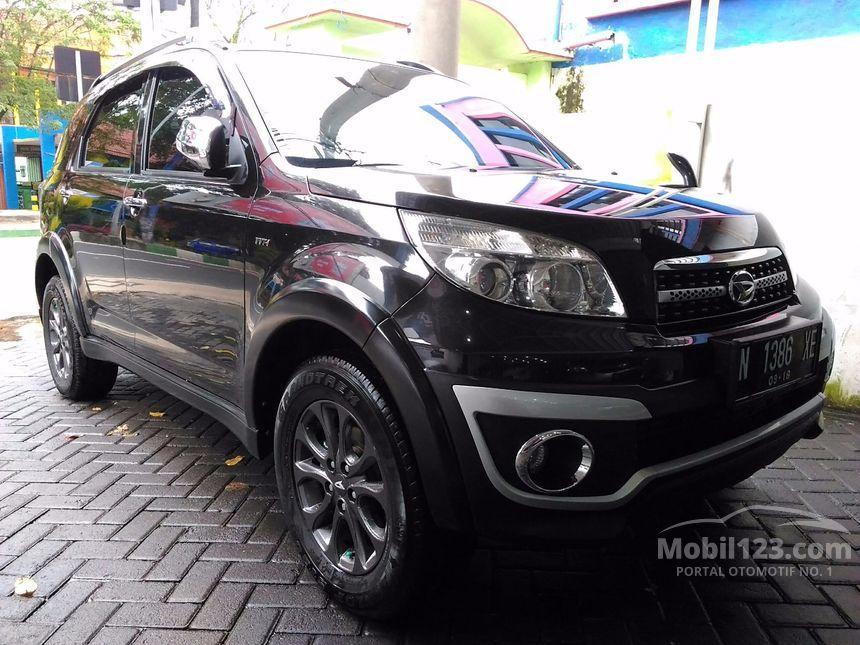Daihatsu Terios 2013 TX 1.5 di Jawa Timur Manual SUV Hitam ...