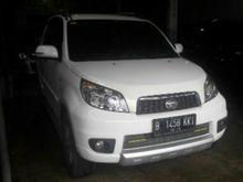 Daihatsu Terios TX MT 2011, putih mulus,Free Bonus, TDP RENDAH(Nego)