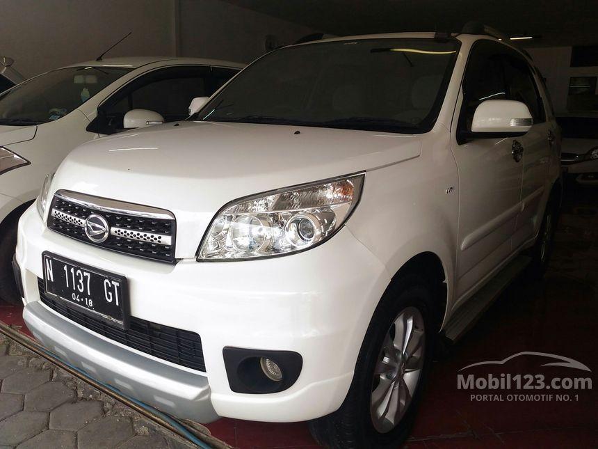 Daihatsu Terios 2013 TX 1.5 di Jawa Timur Manual SUV Putih ...