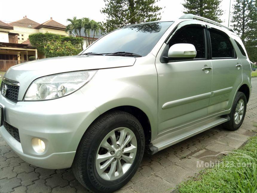Jual Mobil Daihatsu Terios 2010 TX 15 Di Jawa Barat