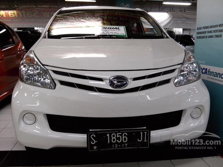 2012 Daihatsu Xenia D MPV