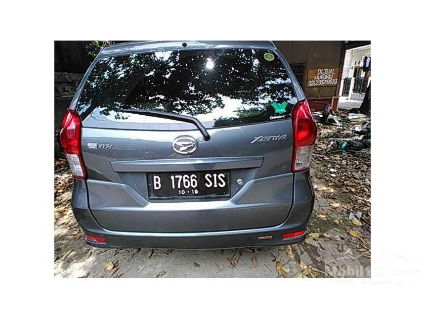 2014 Daihatsu Xenia D PLUS MPV