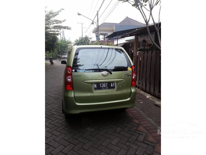 2007 Daihatsu Xenia Li+ MPV