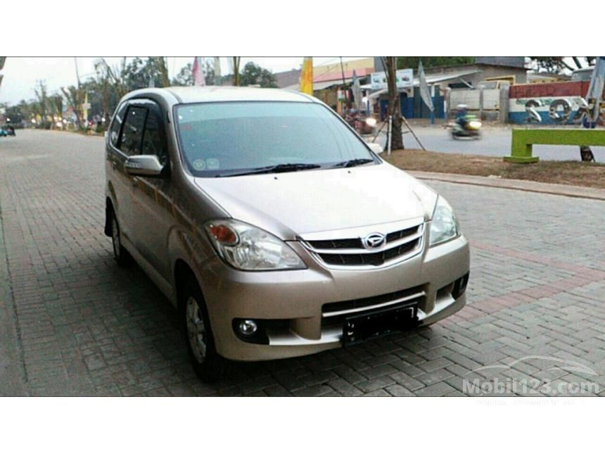 2008 Daihatsu Xenia Li+ MPV