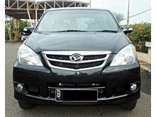 Daihatsu Xenia Li DELUXE+ 2012 Manual Hitam Low Km Tdp Minim