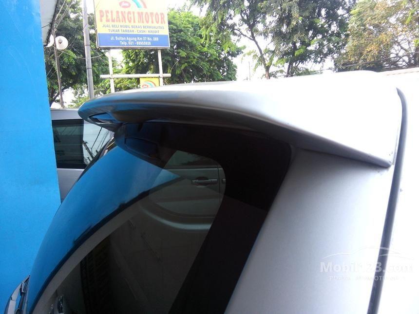 2011 Daihatsu Xenia Li DELUXE MPV