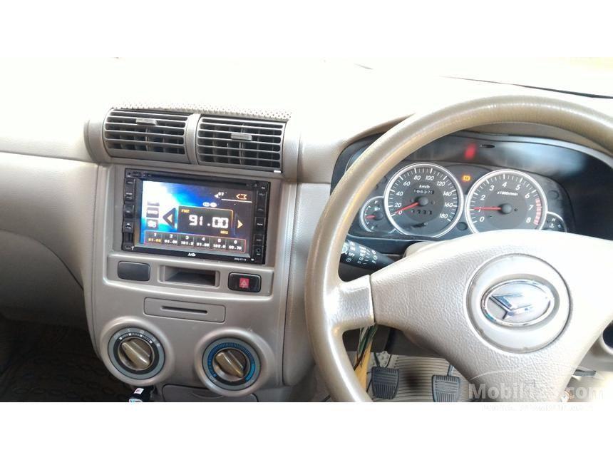 2007 Daihatsu Xenia Li FAMILY MPV