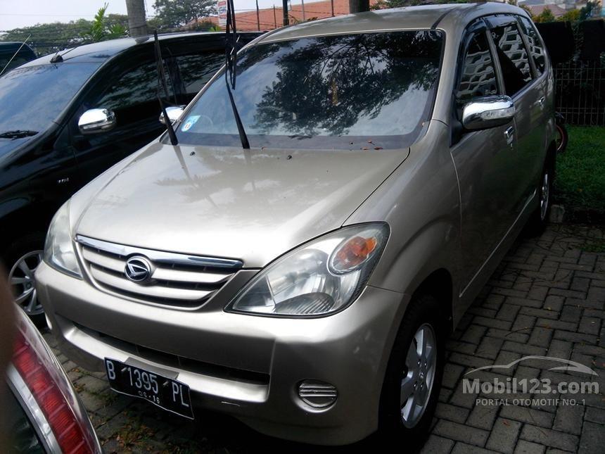 2006 Daihatsu Xenia Li FAMILY MPV