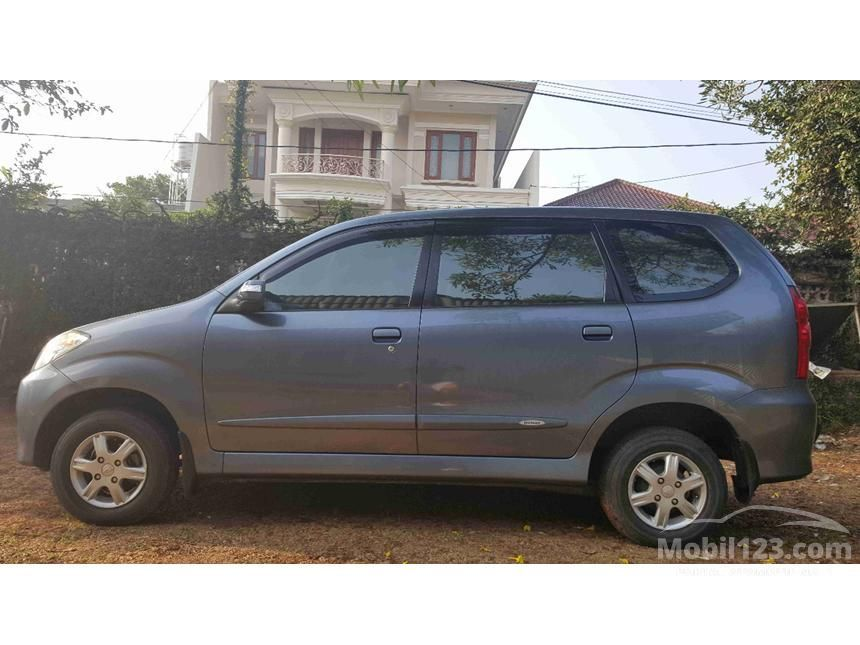2009 Daihatsu Xenia Li FAMILY MPV