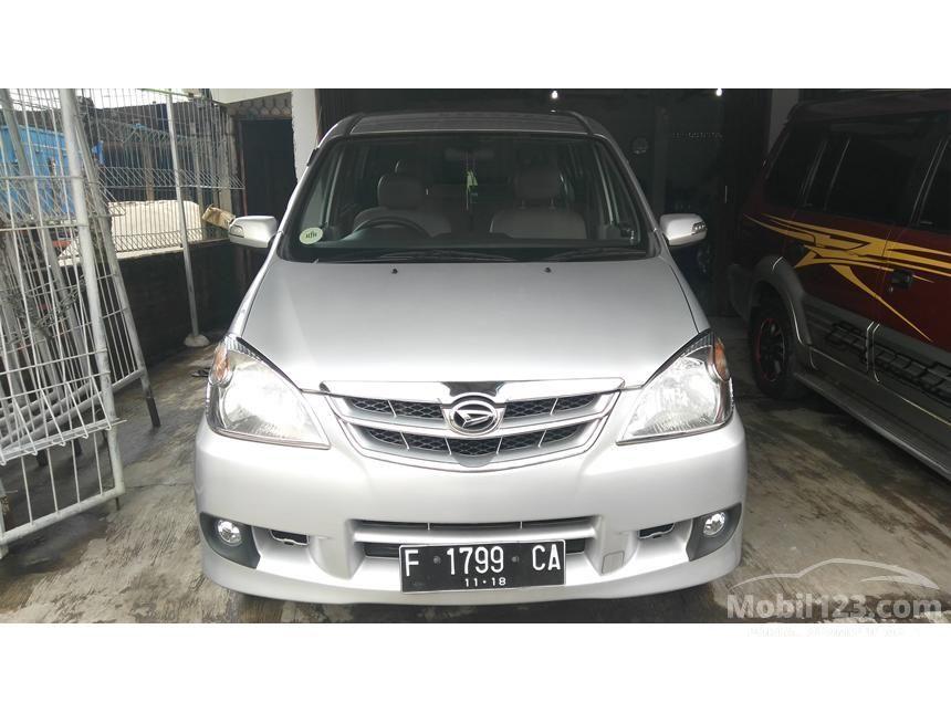 2008 Daihatsu Xenia Li MPV